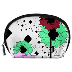 Star flowers             Accessory Pouch