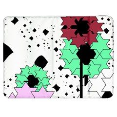 Star Flowers       Htc One M7 Hardshell Case
