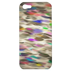 Colorful watercolors     Apple iPhone 5 Hardshell Case