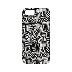 Modern Intricate Optical Apple iPhone 5 Classic Hardshell Case (PC+Silicone)