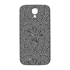 Modern Intricate Optical Samsung Galaxy S4 I9500/I9505  Hardshell Back Case