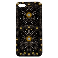 Lace Of Pearls In The Earth Galaxy Pop Art Apple iPhone 5 Hardshell Case