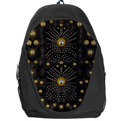Lace Of Pearls In The Earth Galaxy Pop Art Backpack Bag