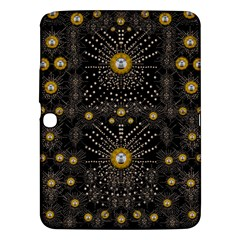 Lace Of Pearls In The Earth Galaxy Pop Art Samsung Galaxy Tab 3 (10 1 ) P5200 Hardshell Case