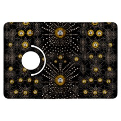 Lace Of Pearls In The Earth Galaxy Pop Art Kindle Fire Hdx Flip 360 Case