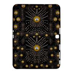 Lace Of Pearls In The Earth Galaxy Pop Art Samsung Galaxy Tab 4 (10.1 ) Hardshell Case