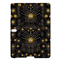 Lace Of Pearls In The Earth Galaxy Pop Art Samsung Galaxy Tab S (10.5 ) Hardshell Case