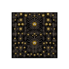Lace Of Pearls In The Earth Galaxy Pop Art Satin Bandana Scarf