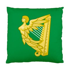The Green Harp Flag of Ireland (1642-1916) Standard Cushion Case (One Side)