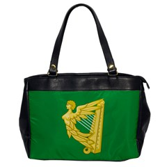 The Green Harp Flag of Ireland (1642-1916) Office Handbags