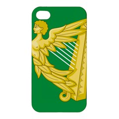 The Green Harp Flag of Ireland (1642-1916) Apple iPhone 4/4S Premium Hardshell Case