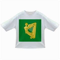 The Green Harp Flag Of Ireland (1642 1916) Infant/toddler T Shirts