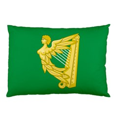 The Green Harp Flag of Ireland (1642-1916) Pillow Case (Two Sides)