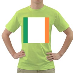 Flag of Ireland  Green T-Shirt
