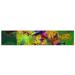 Green paint             Flano Scarf