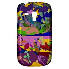 Shapes in retro colors        Samsung Galaxy Ace Plus S7500 Hardshell Case