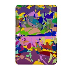 Shapes in retro colors        Samsung Galaxy Tab 2 (7 ) P3100 Hardshell Case