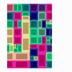Rectangles and squares              Small Garden Flag