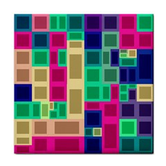 Rectangles and squares              Tile Coaster