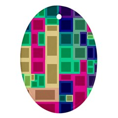 Rectangles and squares              Ornament (Oval)