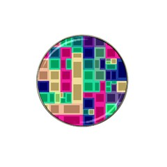 Rectangles and squares              Hat Clip Ball Marker
