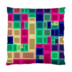 Rectangles and squares        Standard Cushion Case (Two Sides)