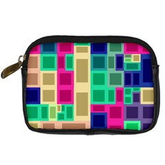 Rectangles and squares         Digital Camera Leather Case