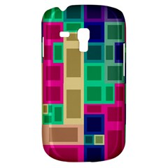 Rectangles and squares        Samsung Galaxy Ace Plus S7500 Hardshell Case