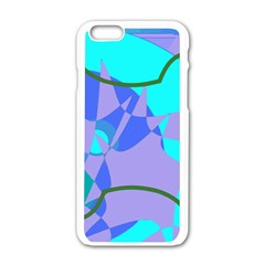Purple Blue Shapes        Motorola Moto E Hardshell Case