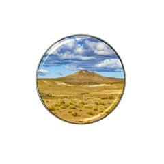 Patagonian Landscape Scene, Argentina Hat Clip Ball Marker (4 pack)