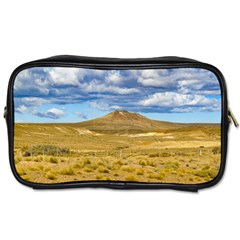 Patagonian Landscape Scene, Argentina Toiletries Bags 2-Side