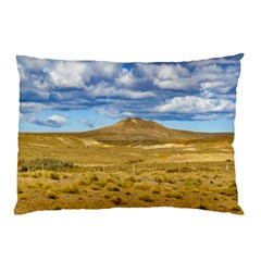 Patagonian Landscape Scene, Argentina Pillow Case (Two Sides)