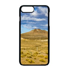 Patagonian Landscape Scene, Argentina Apple Iphone 7 Plus Seamless Case (black)
