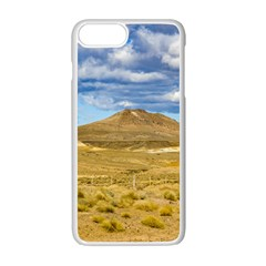 Patagonian Landscape Scene, Argentina Apple Iphone 7 Plus White Seamless Case