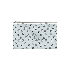 Witchcraft symbols  Cosmetic Bag (Small)