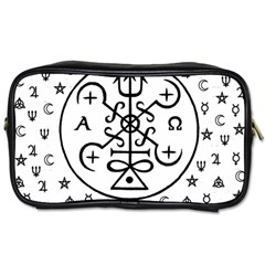 Witchcraft symbols  Toiletries Bags 2-Side