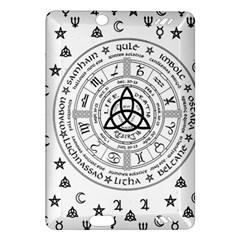 Witchcraft symbols  Amazon Kindle Fire HD (2013) Hardshell Case