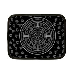 Witchcraft symbols  Netbook Case (Small)