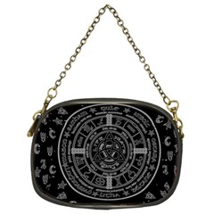 Witchcraft symbols  Chain Purses (Two Sides)