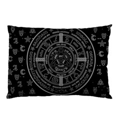 Witchcraft symbols  Pillow Case