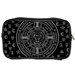 Witchcraft Symbols  Toiletries Bags 2 Side