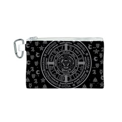 Witchcraft symbols  Canvas Cosmetic Bag (S)