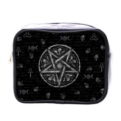 Witchcraft symbols  Mini Toiletries Bags