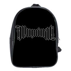 Illuminati School Bags(Large)
