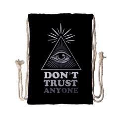 Illuminati Drawstring Bag (Small)