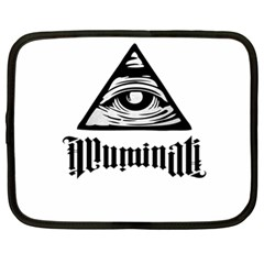 Illuminati Netbook Case (XL)