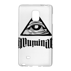 Illuminati Galaxy Note Edge