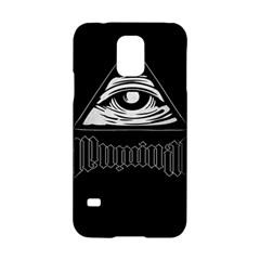 Illuminati Samsung Galaxy S5 Hardshell Case