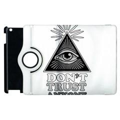 Illuminati Apple Ipad 2 Flip 360 Case