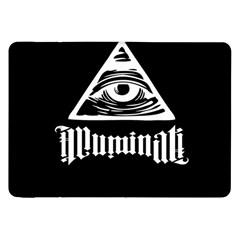 Illuminati Samsung Galaxy Tab 8.9  P7300 Flip Case